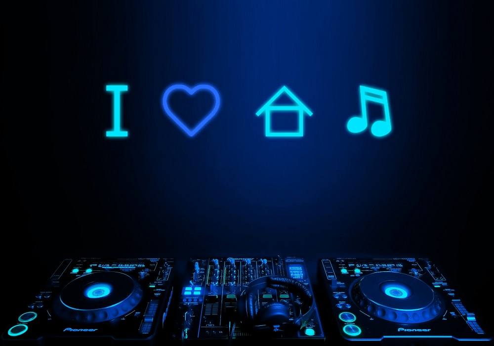 What do I love about House music?