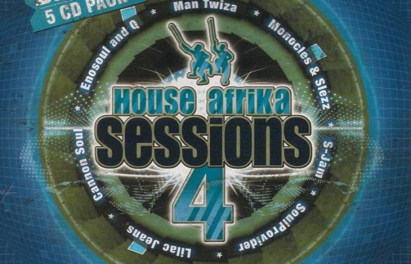 House Afrika Sessions (Disk 4) – Enosoul