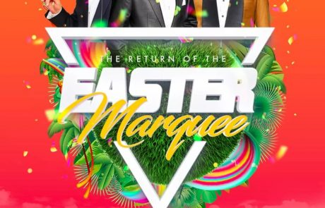 Easter Marquee