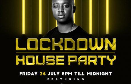 Lockdown House Party ft Shimza